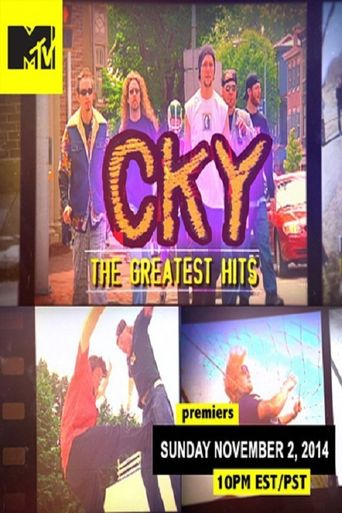 CKY: The Greatest Hits Poster