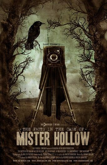The Facts in the Case of Mister Hollow Poster