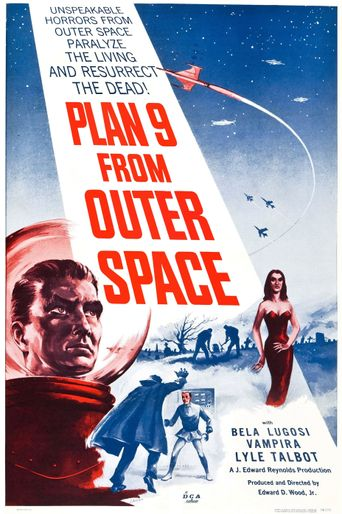 Plan 9 from Outer Space Poster