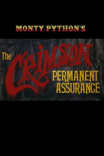 The Crimson Permanent Assurance Poster
