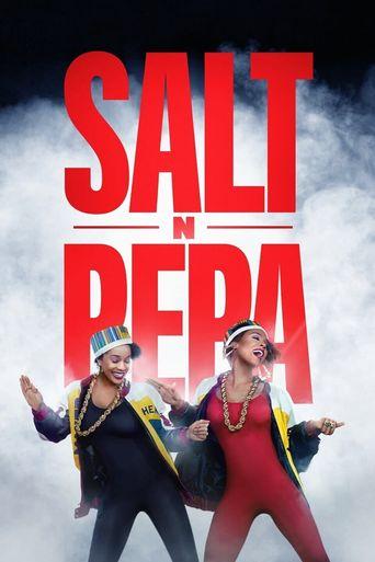 Salt-N-Pepa Poster