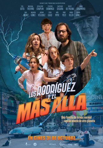 Los Rodríguez y el Más Allá Poster