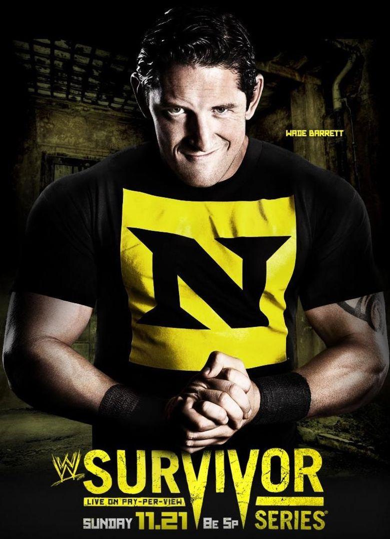 WWE Survivor Series 2010 Poster