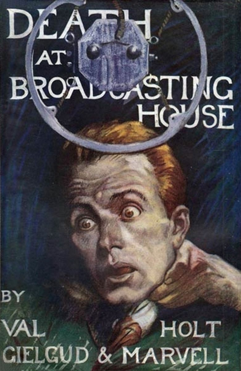 Death At Broadcasting House Poster