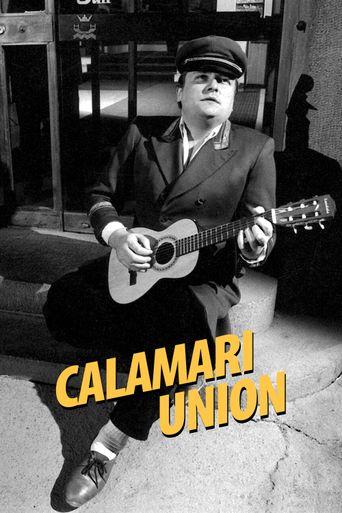 Calamari Union Poster