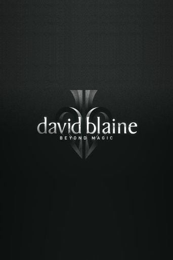 David Blaine: Beyond Magic Poster