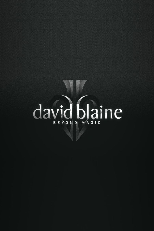 David Blaine: Beyond Magic Poster