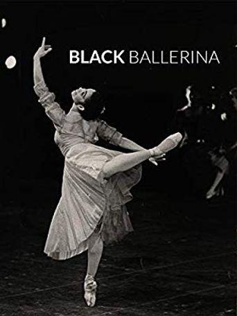 Black Ballerina Poster