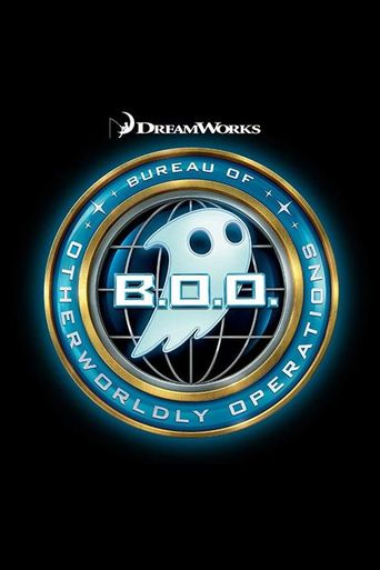 B.O.O.: Bureau of Otherworldly Operations Poster