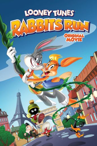 Looney Tunes: Rabbits Run Poster