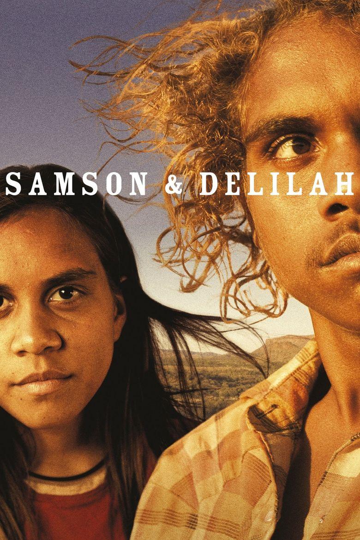 Samson and Delilah Poster