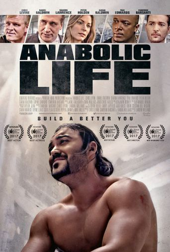 Anabolic Life Poster