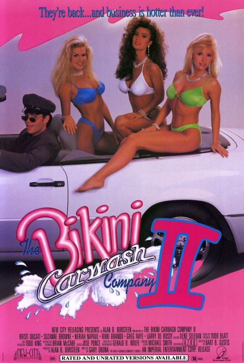 Bikini carwash company streaming