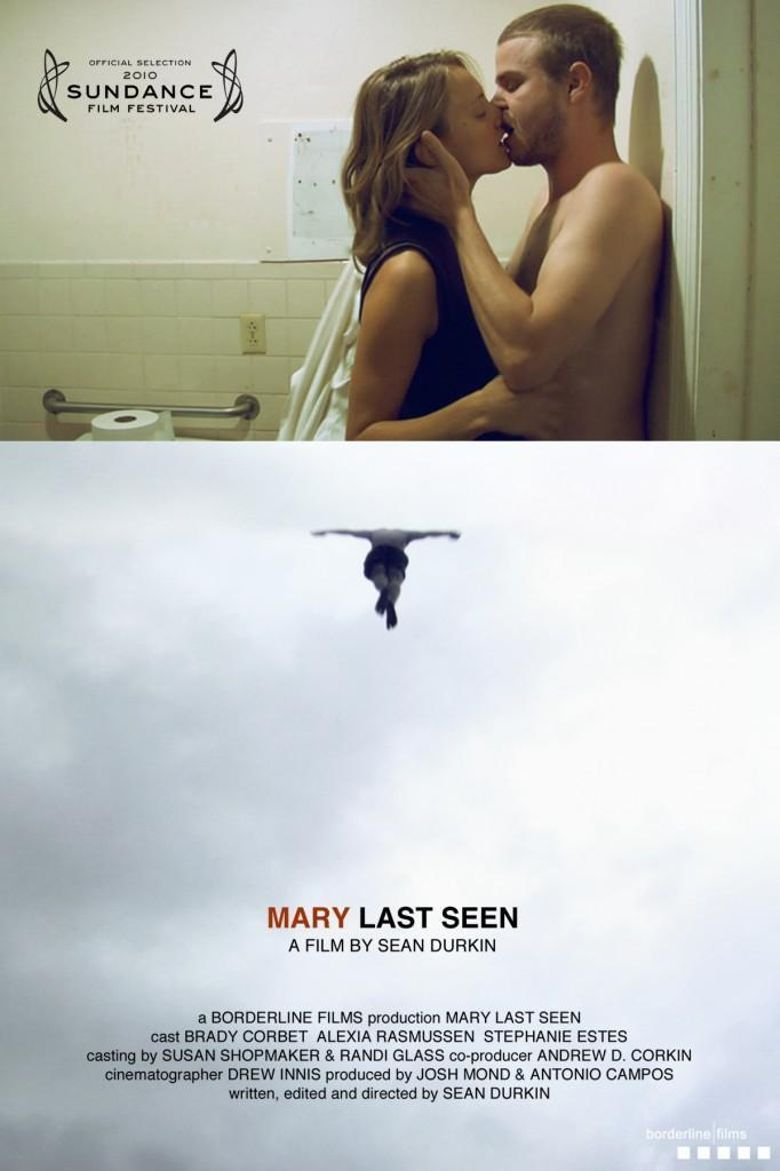 Mary Last Seen Poster