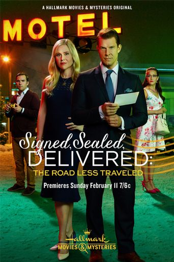 Signed, Sealed, Delivered: The Road Less Traveled Poster