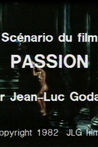 Scenario du Film 'Passion' Poster