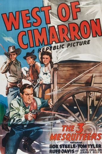 West of Cimarron Poster