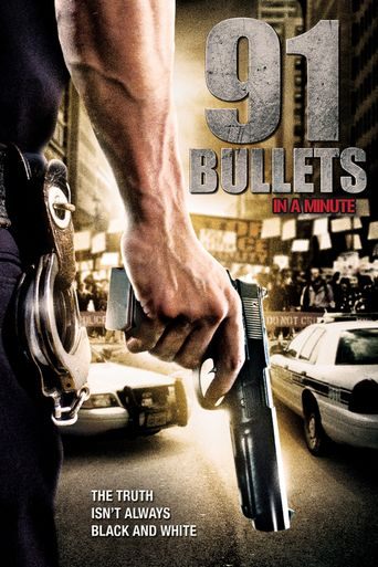 91 Bullets in a Minute Poster