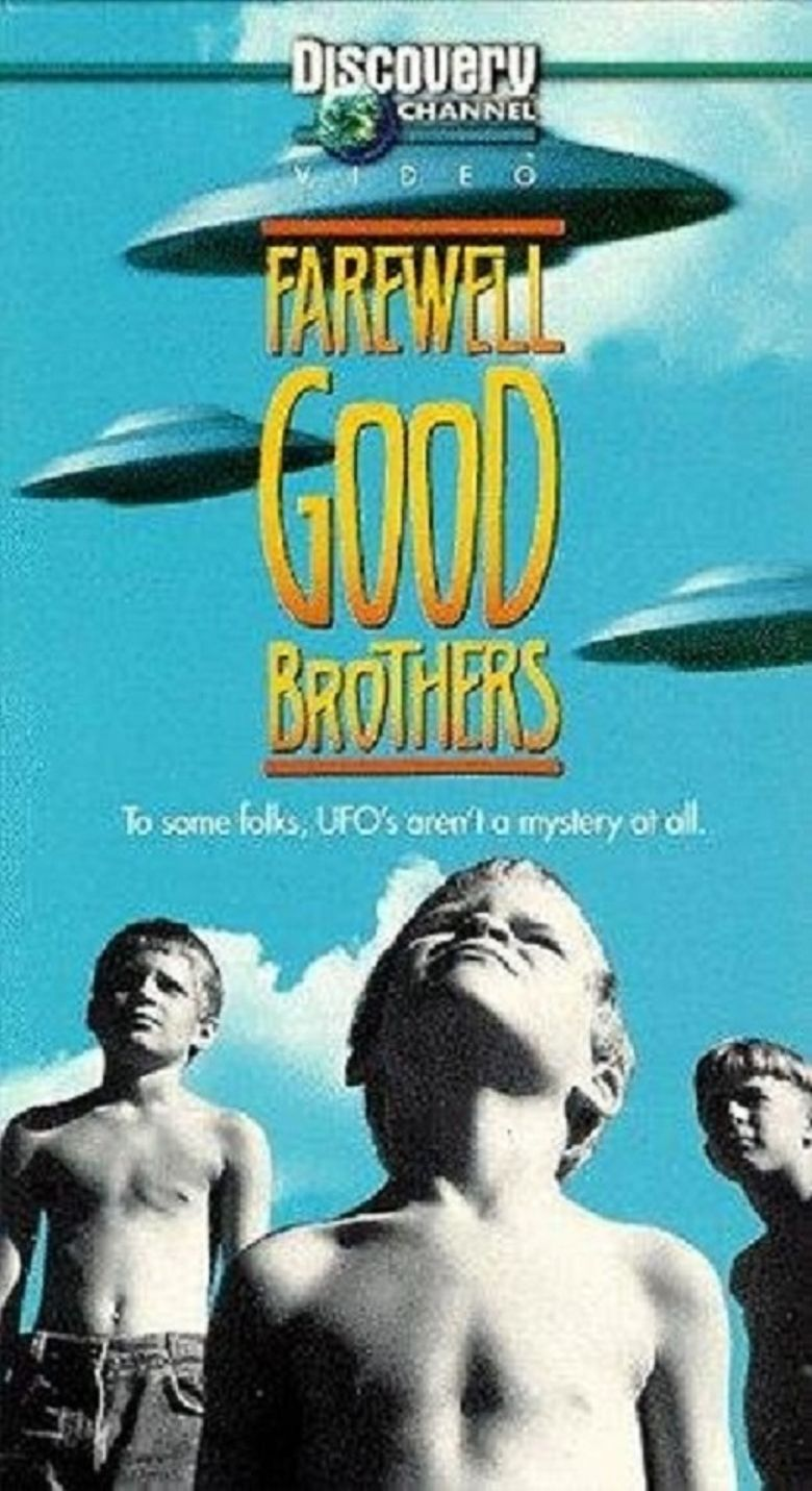 Farewell Good Brothers Poster