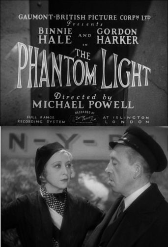 The Phantom Light Poster