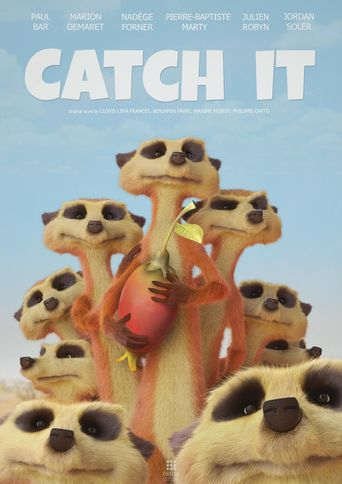 Catch It Poster