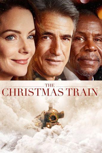 The Christmas Train Poster