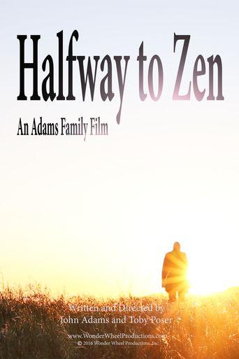 Halfway to Zen Poster