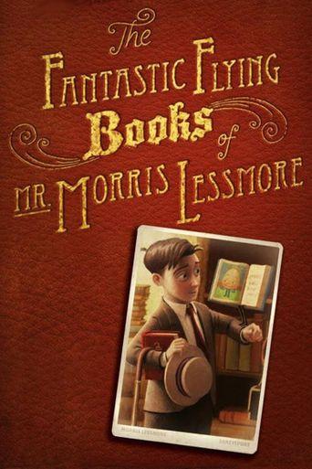 The Fantastic Flying Books of Mr Morris Lessmore Poster