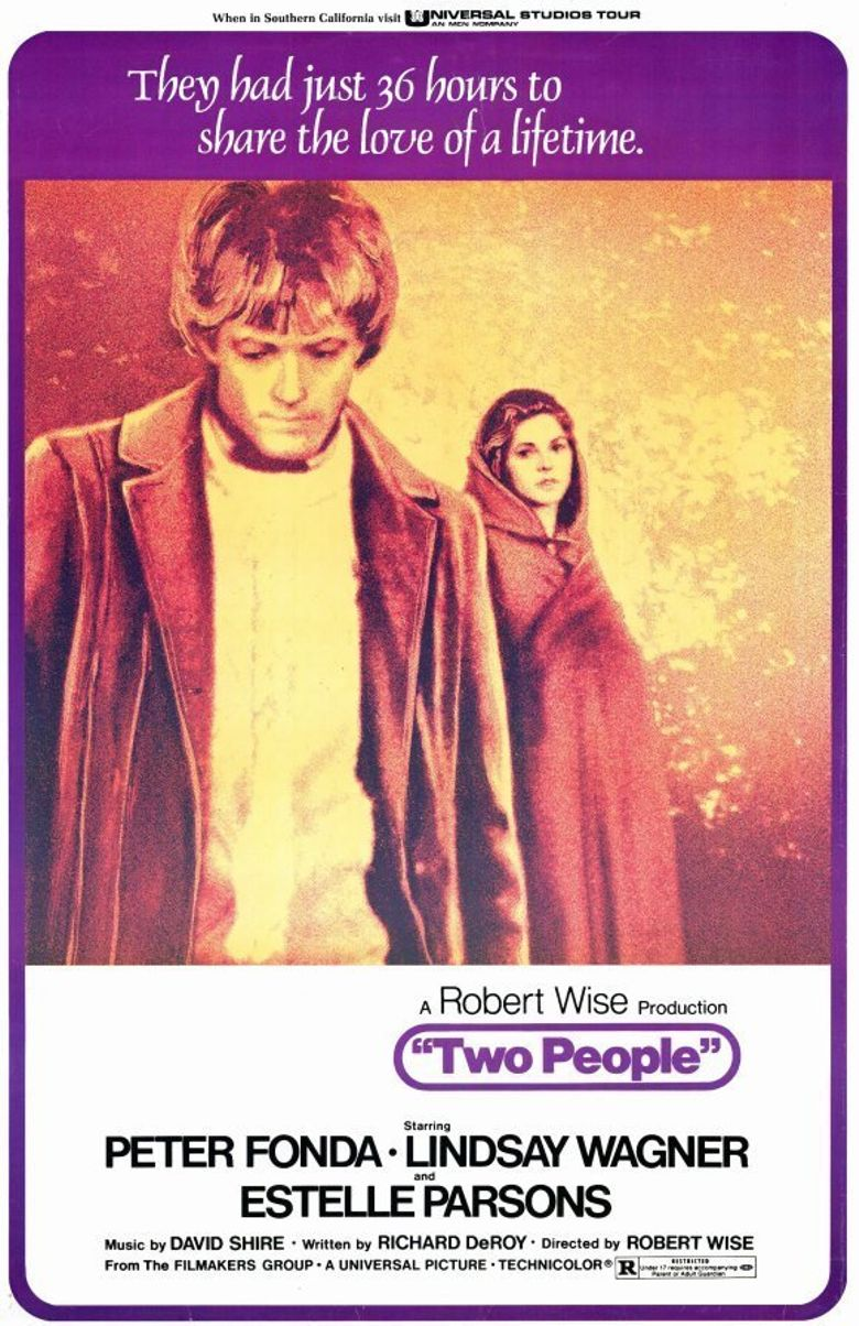 Two People Poster