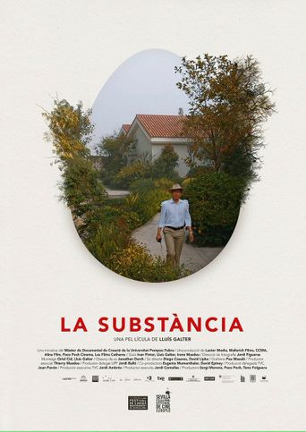 La substància Poster
