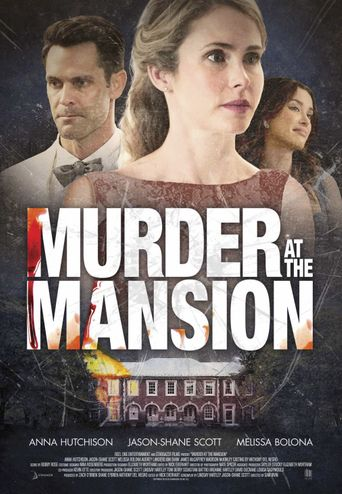 Murder at the Mansion Poster