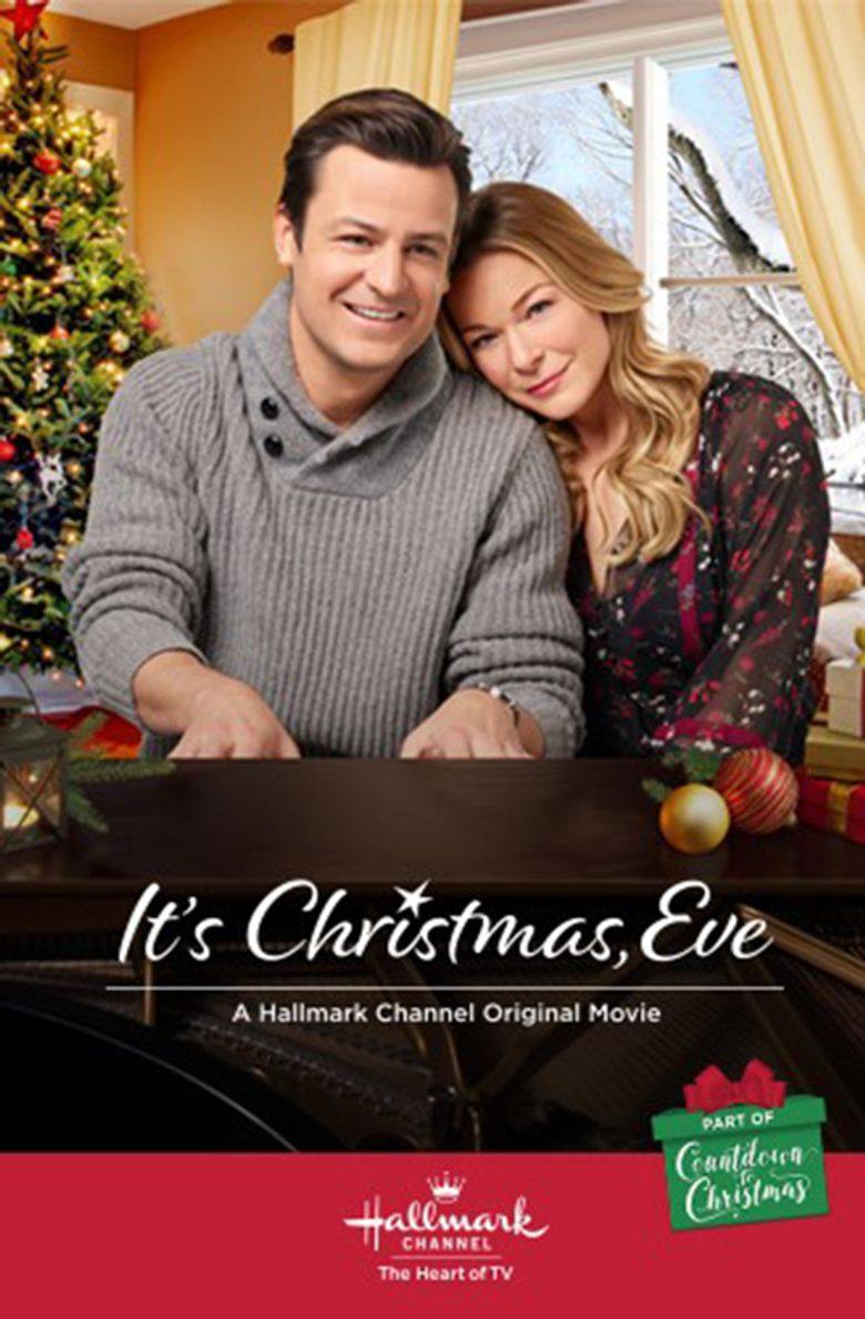 It's Christmas, Eve Poster