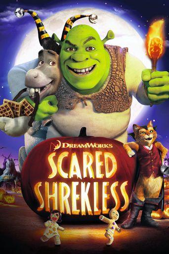Scared Shrekless Poster