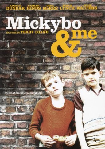 Mickybo and Me Poster