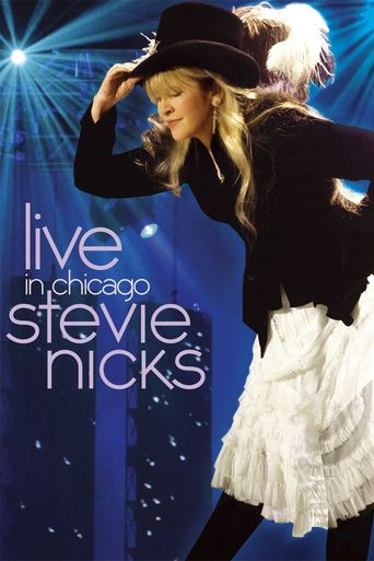 Stevie Nicks: Live in Chicago Poster