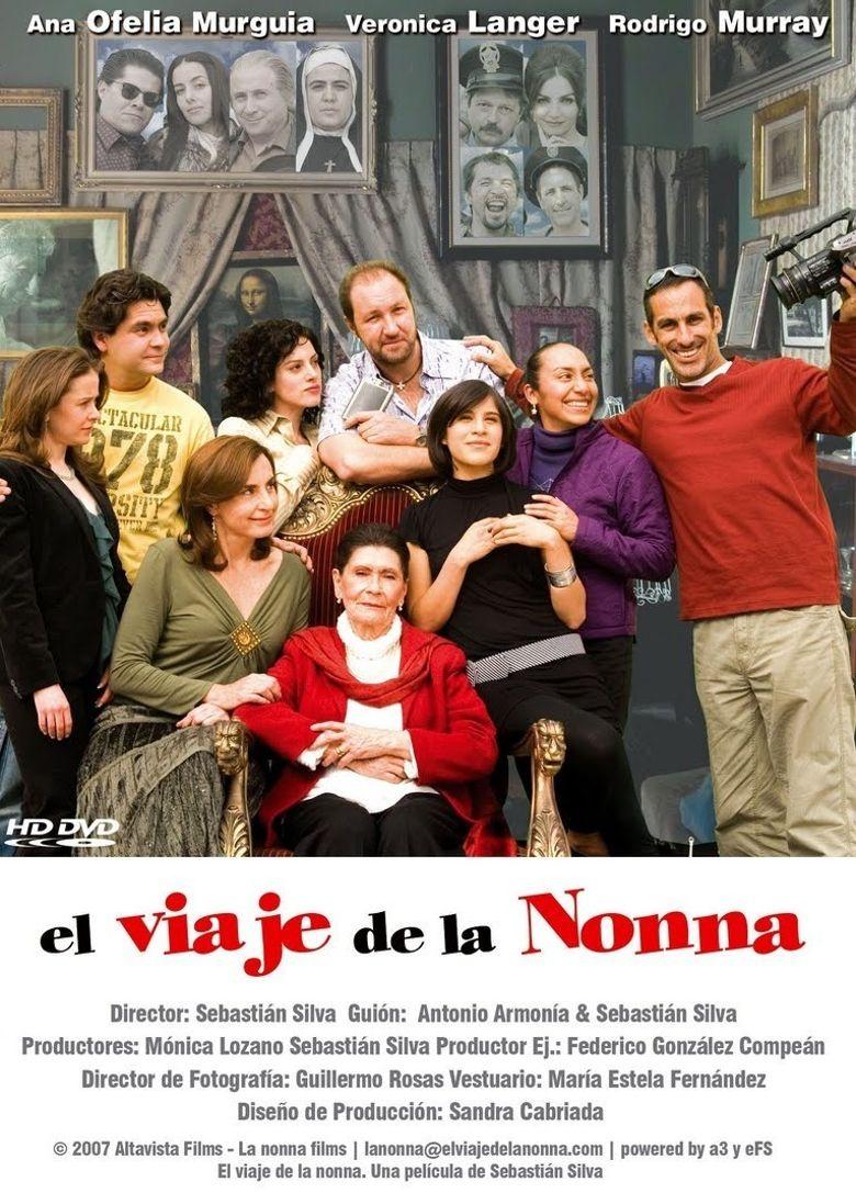 El Viaje de la Nonna Poster