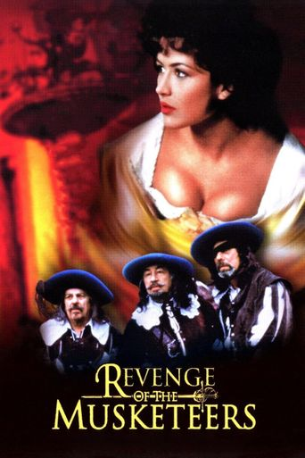 Watch Revenge of the Musketeers