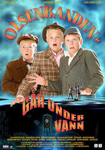 The Junior Olsen Gang Goes Submarine Poster
