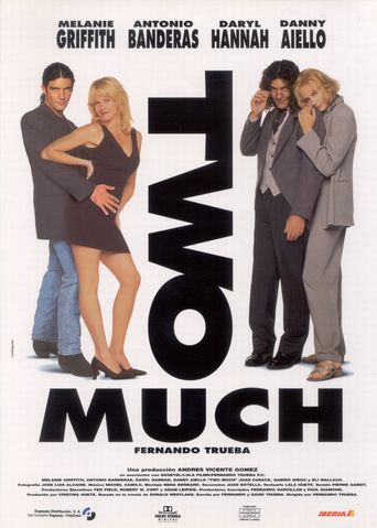Two Much Poster