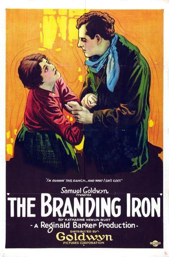 The Branding Iron Poster