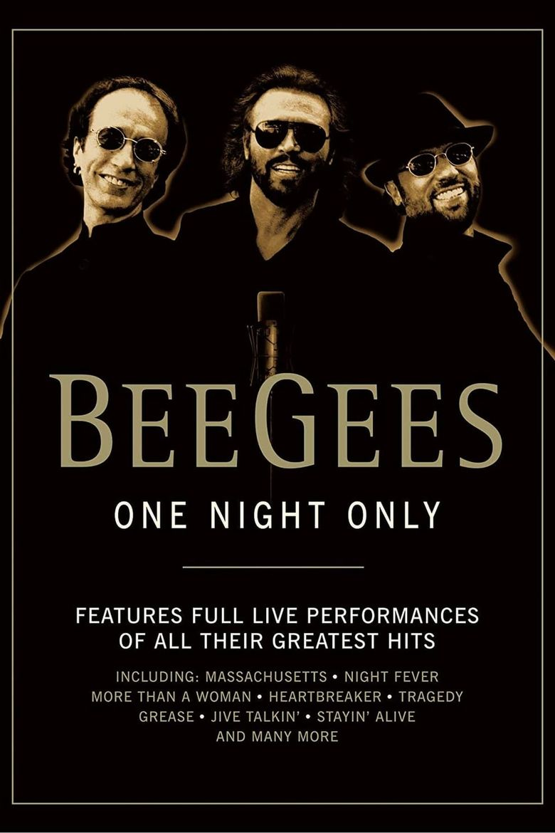 Bee Gees : One Night Only Poster