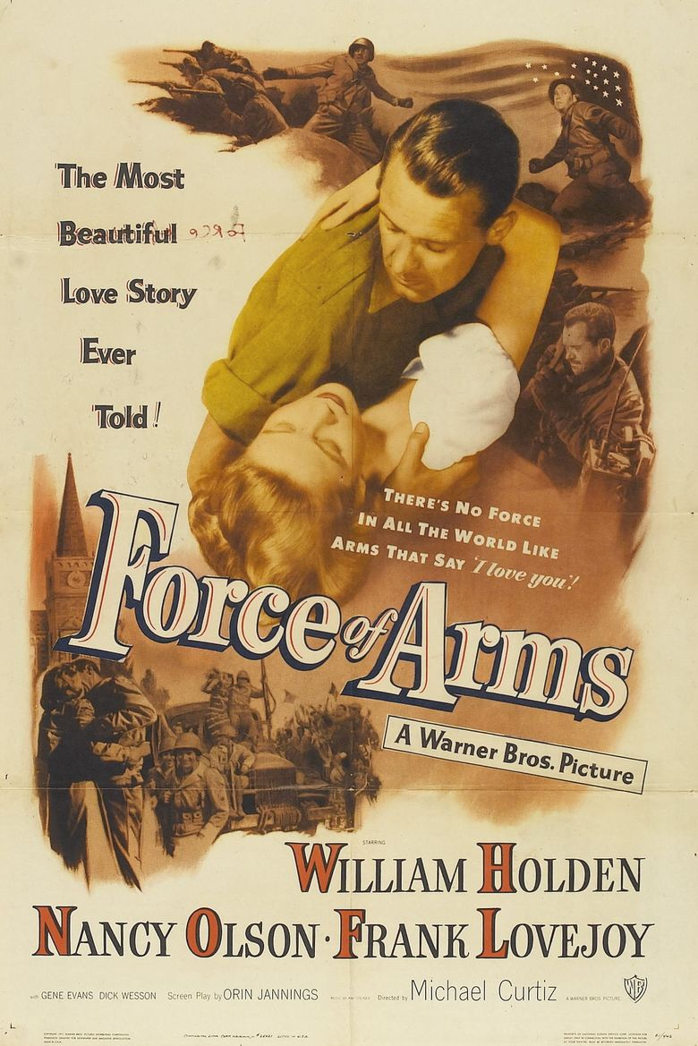 Force of Arms Poster