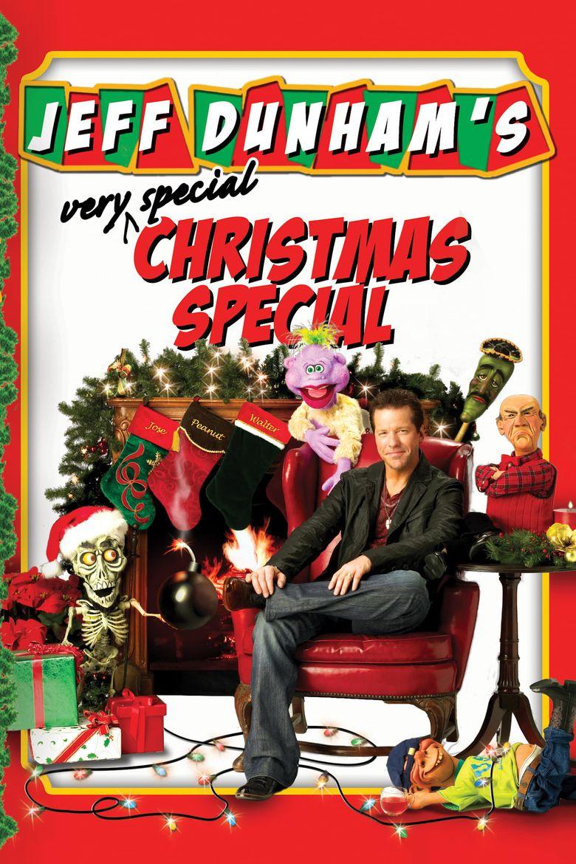 Jeff Dunham: Jeff Dunham's Very Special Christmas Special Poster
