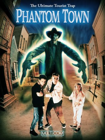 Spooky Town Poster