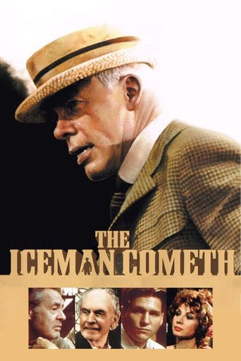 The Iceman Cometh Poster