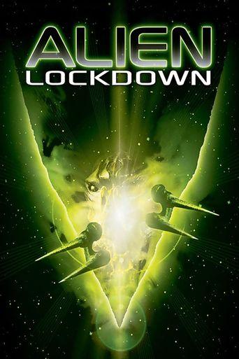Alien Lockdown Poster