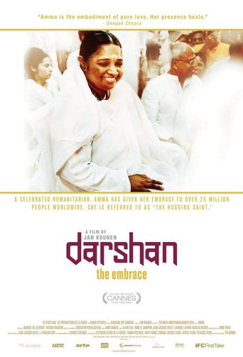 Darshan - The Embrance Poster