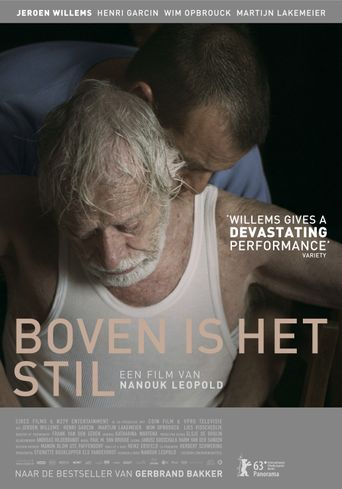 It's All So Quiet Poster