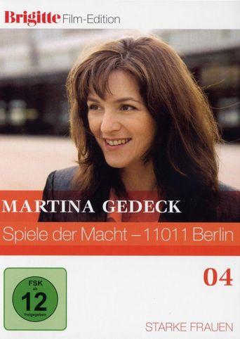 Spiele der Macht – 11011 Berlin Poster