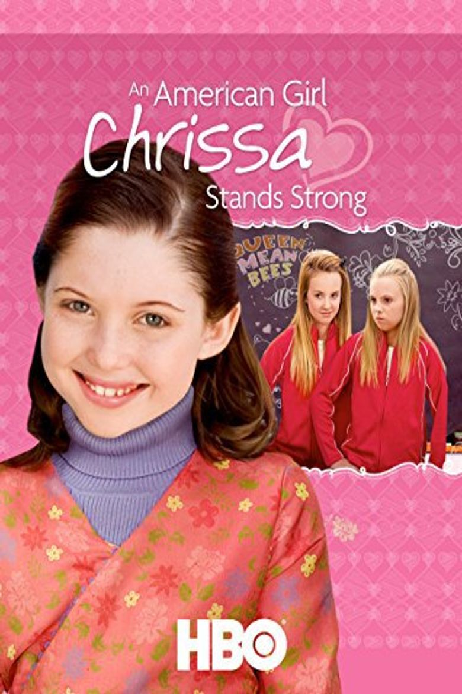An American Girl: Chrissa Stands Strong Poster